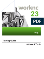 Training Guide Worknc v23 Holders Tools