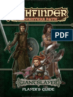 Giant Slayer Player's Guide
