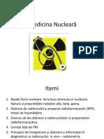 Medicina Nucleară
