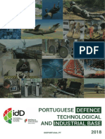 Portuguese Defence Technological & Industrial Base 2018