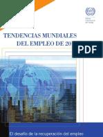 Tendencias mundiales del empleo