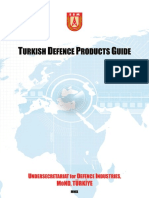 Turkish Defence Product Guide 2009