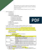 1. Estructura del Protoloco de investigación AR y Micro