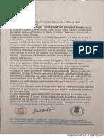 Universitatea Anglo-Catolică Apostolul Sf.Paul - Roma a decis să acorde titlul de Doctor Honoris Causa lui Andrei Năstase