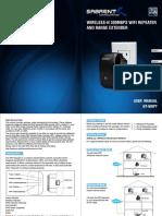 MANUAL; NT-WRPT_Sabrent Wireless-N WiFi Repeater