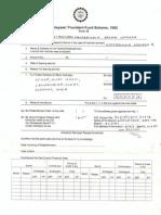 PF Form