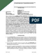 CONTRATO PPR-MEDICO FUNDACION SANTA SOFIA DE ASIS