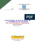UNEP-POPS-NIP-Mali-1.French