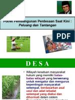 RUU Pembangunan Perdesaan
