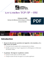 Modele OSI && TCP-IP