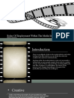 Roles Of Employment Within The Film Industry.pptx