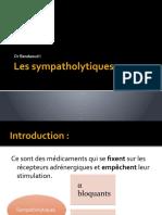 pharmaco3an03-sympatholytiques-bendaoud