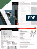 HSP EU 2013 Catalog - Fall Protection (1)