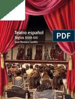 Teatro espanol_ siglos XVIII-XX - Romera Castillo, Jose;