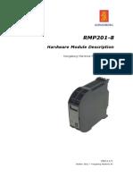 RMP201-8 HW Mod Descrition 330111C