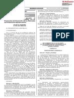 Promoción Del Desarrollo de Los Mercados de Productores Agropecuarios