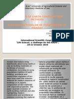 Evolution of earth construction methods