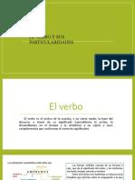 3a. El verbo y sus particularidades