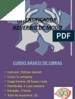 INTENSIFICADOR DE MODO