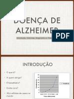 Seminário Alzheimer