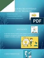 Innovacion,creatividad y la idea de negocio