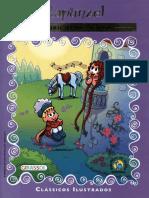 [Turma da Mônica - Clássicos Ilustrados] Maurício de Soados - usa - Rapunzel (2008, Girassol Brasil) - libgen.lc