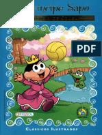 [Turma da Mônica - Clássicos Ilustrados] Maurício de Sousa - O Príncipe Sapo (2008, Girassol Brasil) - libgen.lc.pdf