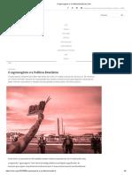 DELGADO, G - O Agronegócio e a Política Brasileira _ Cimi