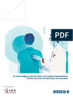 Cuadro médico Asisa Cantabria