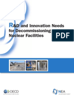 R&D and Innovation Needs for Decommissioning Nuclear Facilities.pdf