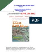 CIVIL 3D 2010