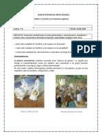 UNIDAD 3 Guía de estudio de artes  visuales 7° 31-08-2020
