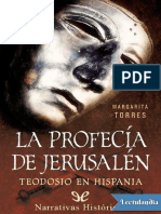 La profecia de Jerusalen - Margarita Torres
