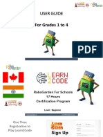 Learn2Code - User Guide - Grades 1 to 4 Ver1.0.pdf