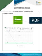 Anexo uso del Complemento Solver de Excel