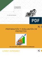 Sesión 2 Preparación y Evaluación de Proyectos Finalv1