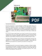 CONEXIÓN DE UN LCD