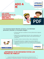 COMUNICADO A PADRES DE FAMILIA-PROTECCION DE LA IMAGEN - PRONOEI