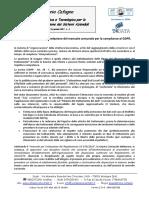 Riflessioni sulla adozione di un Manuale Comunale di attuazione del GDPR
