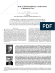 Ideas and Methods of Turbomachinery Aerodynamics; A Historical View