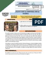 VATICANO II EN LA HISTORIA DE LA IGLESIA- quinto de secundaria.pdf