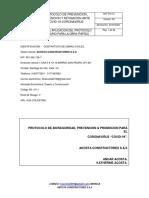 PROTOCOLO BIOSEGURIDAD AKOSTA CONSTRUCTORES
