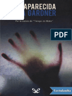 Desaparecida - Lisa Gardner