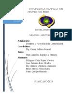 GRUPO 5 - PLAN CONTABLE FRANCES Y ESPAÑOL