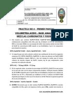 PRACTICA 4 ANALISIS DE MEZCLA, FOSFATOS Y CARBONATOS