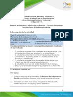 Guia de actividades y Rúbrica de evaluación - Unidad 1 - Tarea 1 - Reconocer los principios de la biología celular.pdf