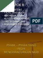 Pihak-pihak yang ingin menghancurkan NKRI (PKn) Ver.1