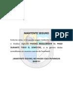 Documento de Pagos