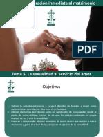 Tema 5. MFC_La sexualidad al servicio del amor