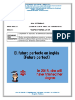 TALLER 4 INGLES CICLO 5